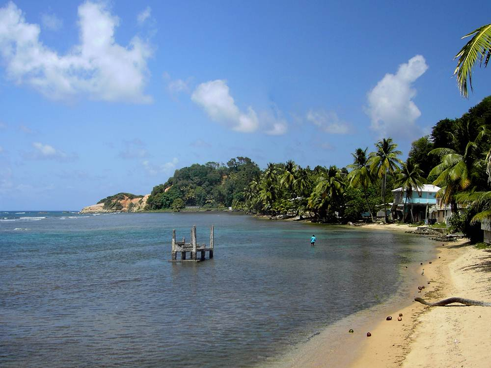 Banana Island, South west of Freetown Peninsula